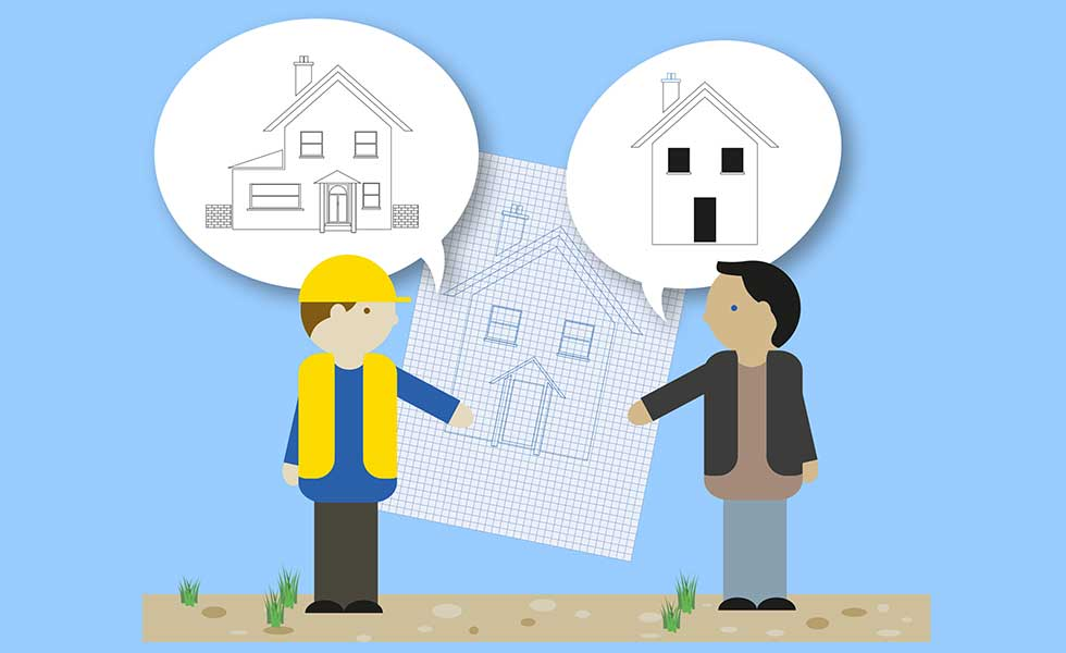 Builders Estimate Vs Builders Quote